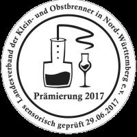 Prämierung Goldmünze Destillerie Weingut Koppenhöfer