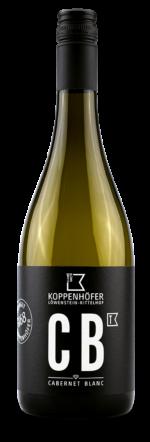 Diamant Cabernet Blanc vom Weingut Koppenhöfer