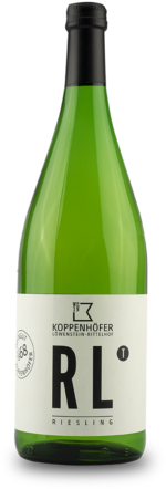 Riesling trocken vom Weingut Koppenhöfer