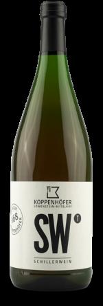 Schillerwein trocken vom Weingut Koppenhöfer