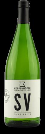 Silvaner vom Weingut Koppenhöfer