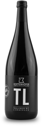 Trollinger Lemberger vom Weingut Koppenhöfer