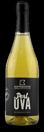 Alkoholfreier Sekt Perluva vom Weingut Koppenhöfer