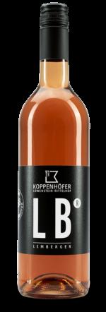 Premium Lemberger rosé vom Weingut Koppenhöfer
