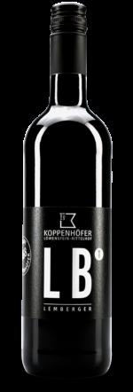 Premium Lemberger trocken vom Weingut Koppenhöfer