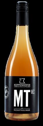Premium Muskattrollinger rosé vom Weingut Koppenhöfer