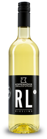 Premium Riesling trocken vom Weingut Koppenhöfer