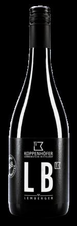 Lemberger tocken vom Weingut Koppenhöfer