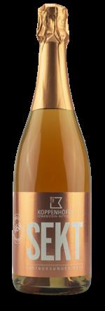 Sekt Spätburgunder vom Weingut Koppenhöfer