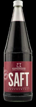 Traubensaft vom Weingut Koppenhöfer