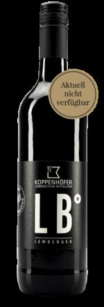 Rotwein Lemberger Premium vom Weingut Koppenhöfer